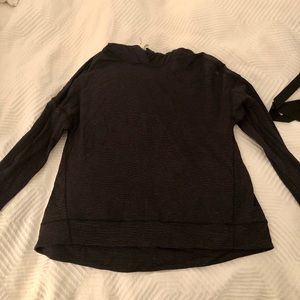 Lulu Lemon Long Sleeve with Hood